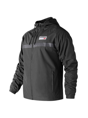 NB Athletics 78 Jacket- Black