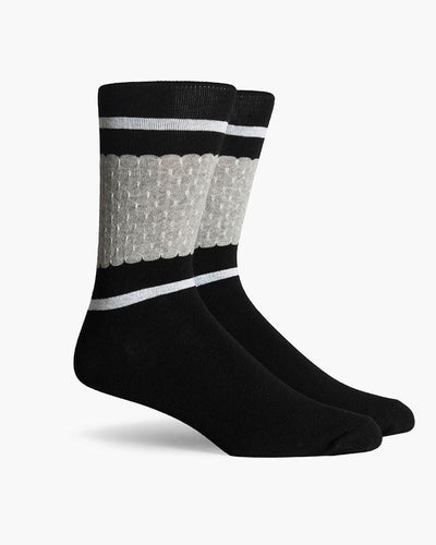 Core Crew Socks- Black