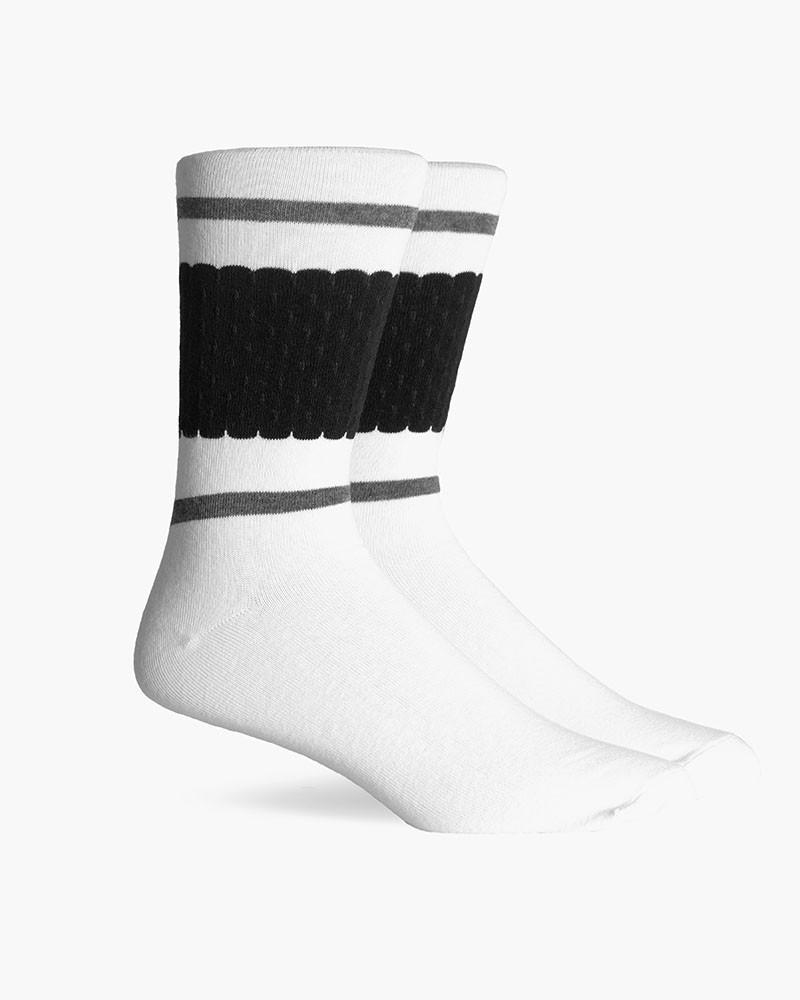 Core Crew Socks- White