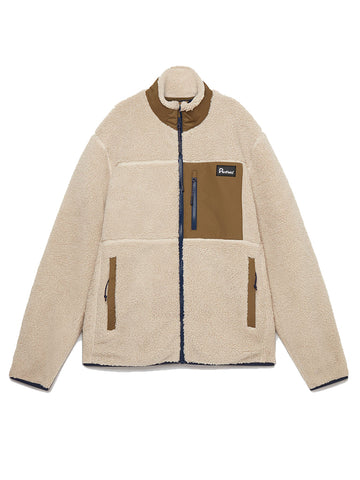 Mattawa Fleece- Tan