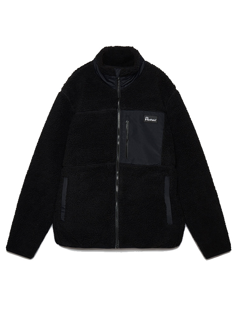 Mattawa Fleece- Black