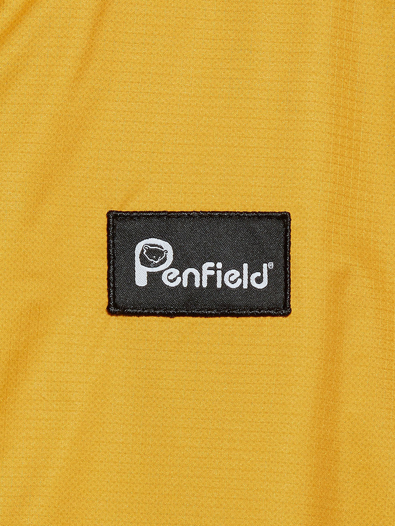Bonfield Packaway Jacket- Yellow