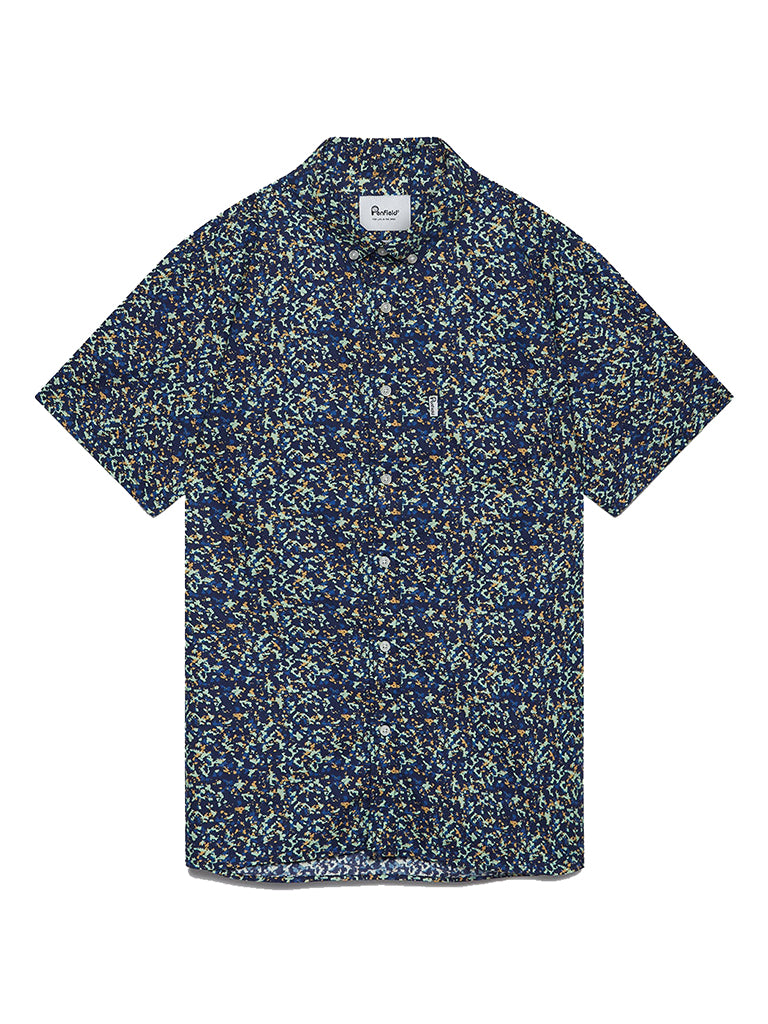 Reeves Shirt- Navy