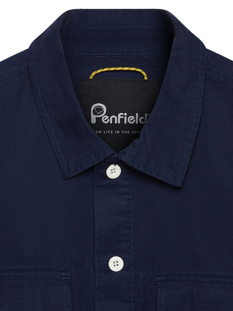 Napier Shirt- Navy
