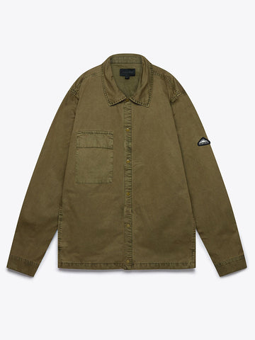 Blackstone Shirt- Olive