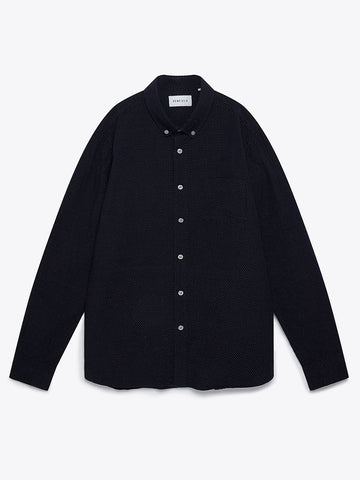 Lemoore Shirt- Navy