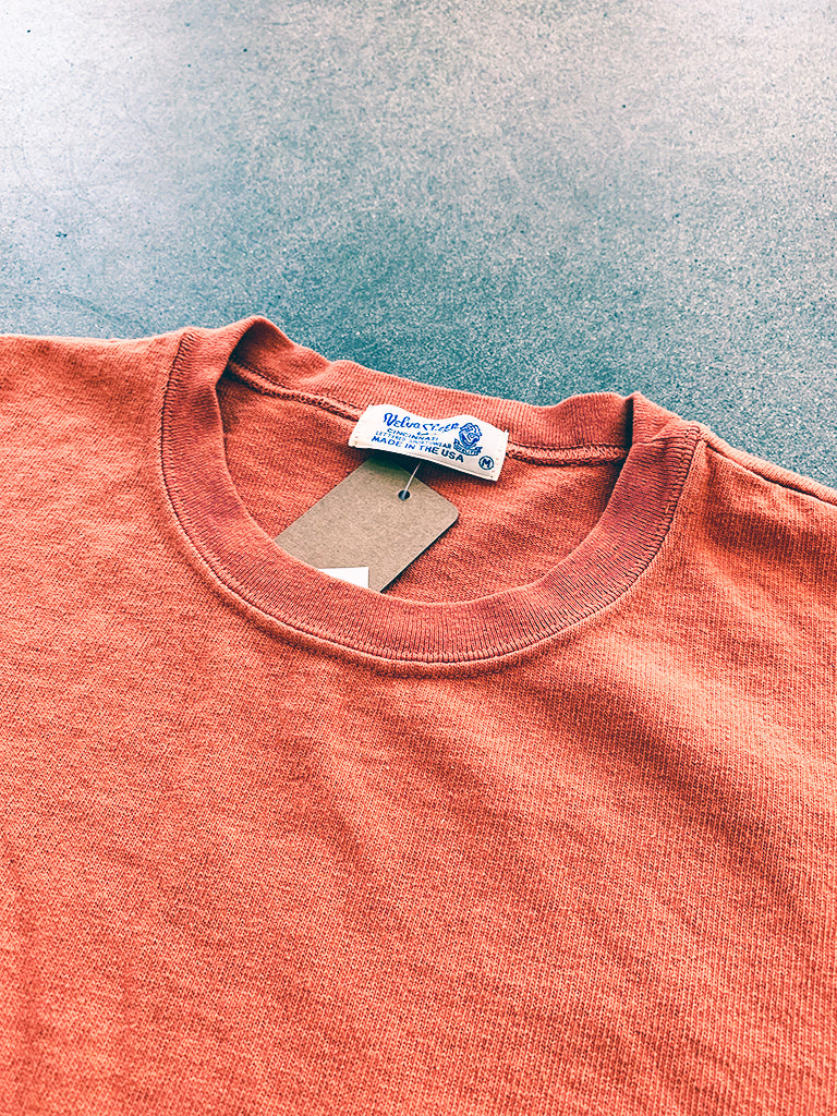 Heavy oz Tee- Orange