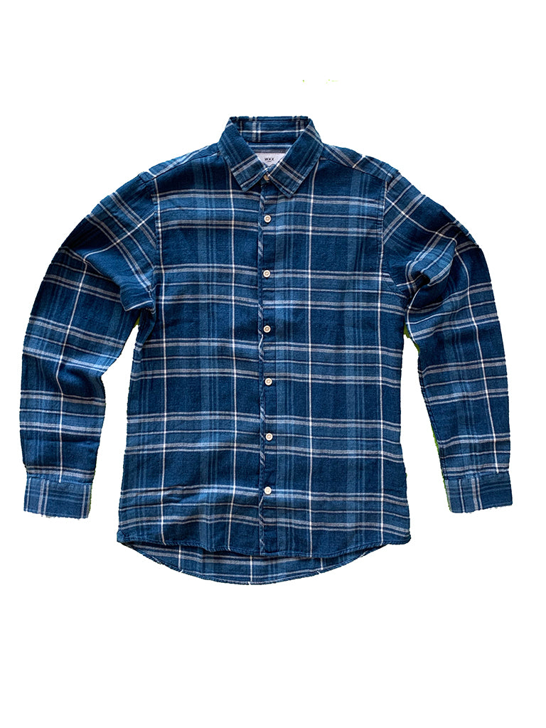 Kramer Shirt- Indi Check