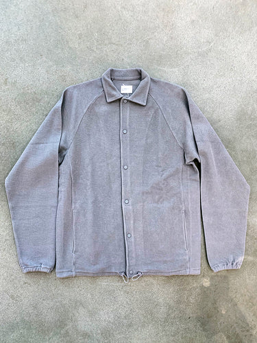 Le Coach Jacket- Grey