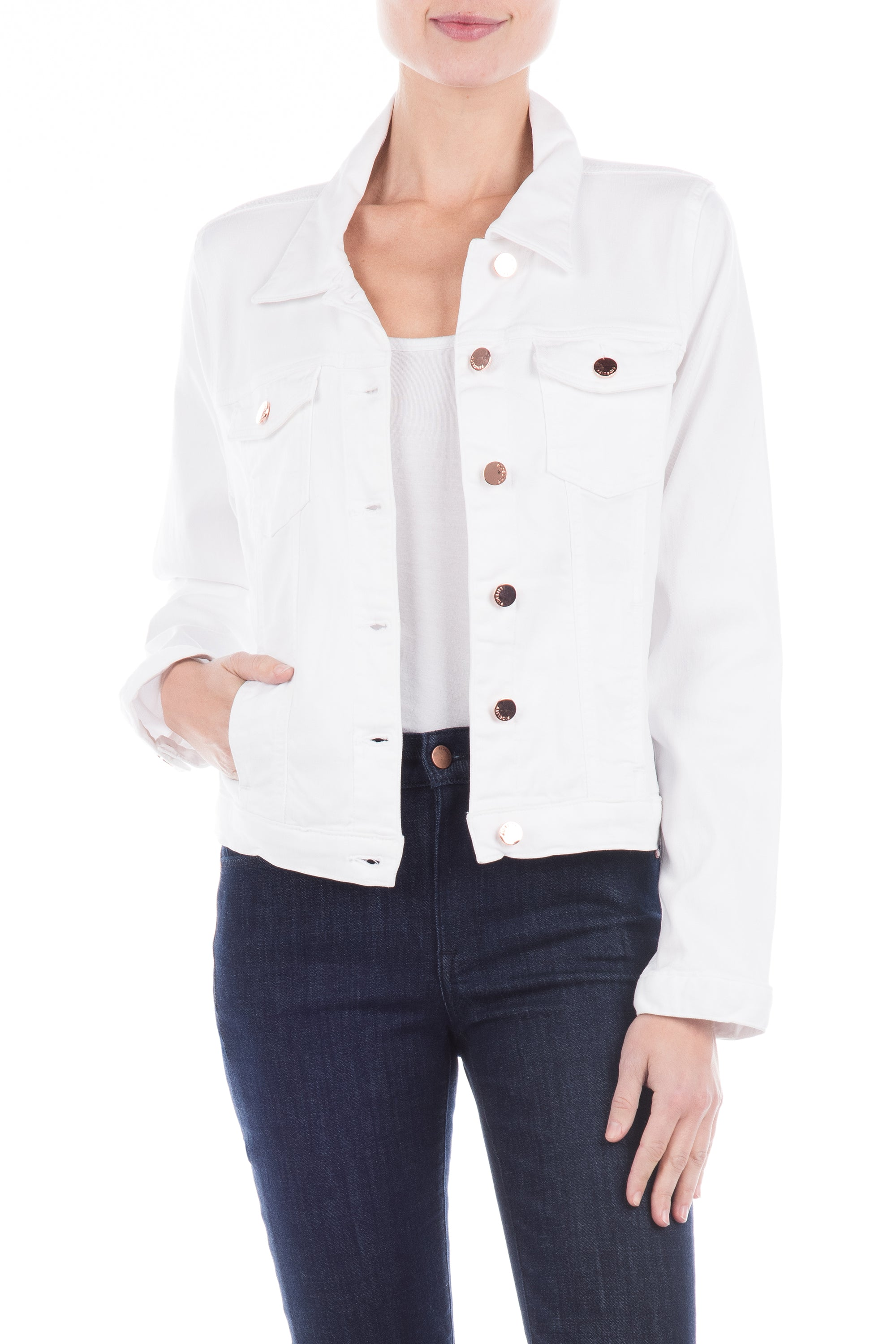 SKOUT JACKET - WHITE
