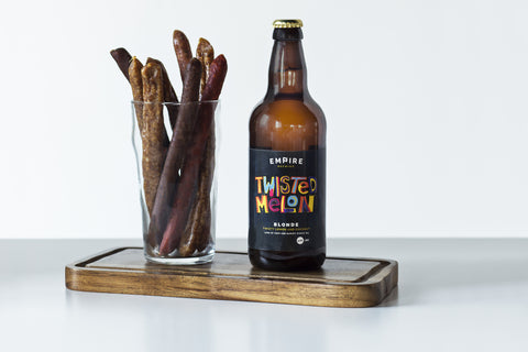 A Pint of Beer Sticks with Yorkshire Craft Beer