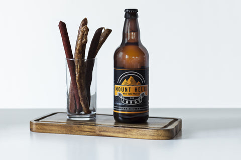 Half a Pint of Beer Sticks with Yorkshire Craft Beer