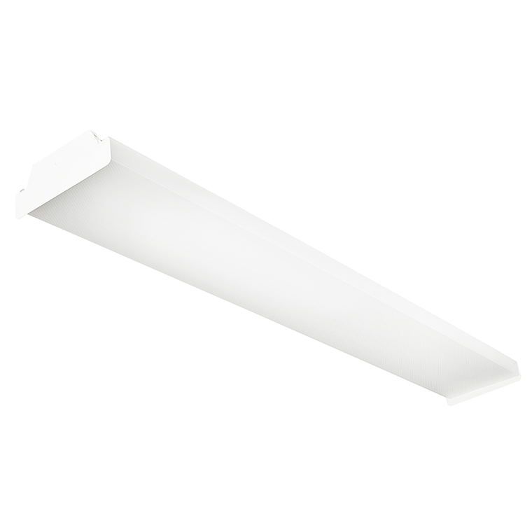 LED Wraparound Light 4 FT 40W 4000K