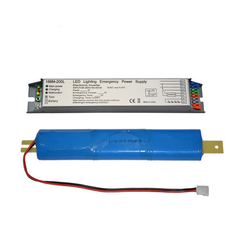 30W Emergency Backup Battery LED Driver