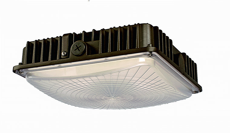 LED Parking Garage Canopy 45W - Dragon Picture
