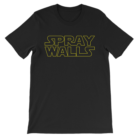 SPRAY WALLS
