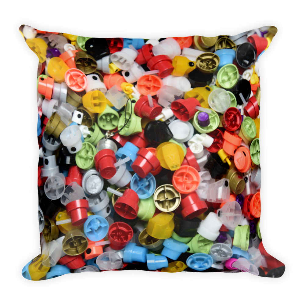 18x18 inch CAP PILLOW