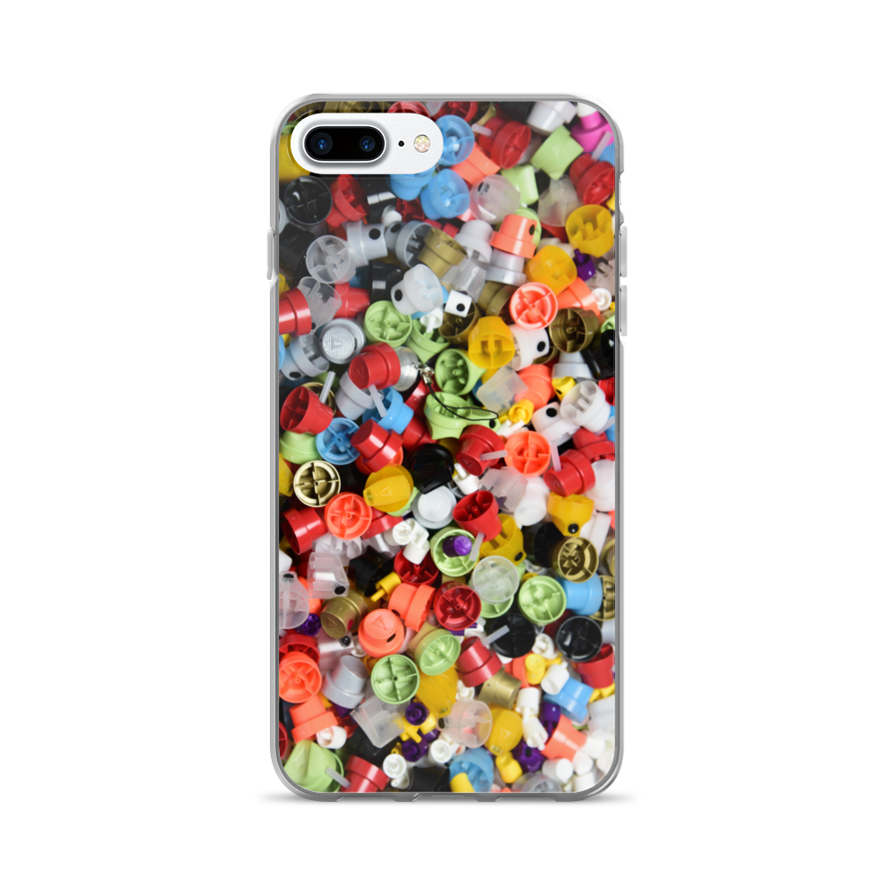 iPhone CASE (7-7 PLUS) CAPS