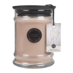Bridgewater Sweet Grace Jar Candle - Living Roots Decor