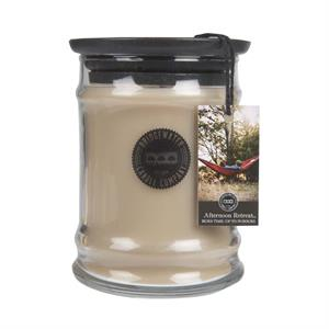 Bridgewater Afternoon Retreat Small Jar Candle 8oz. - Living Roots Decor