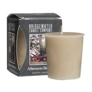 Bridgewater afternoon retreat votive candle Living Roots Home Decor Covington, Ga