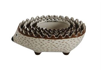 Hedgehog Measuring Cups Set - Living Roots Decor