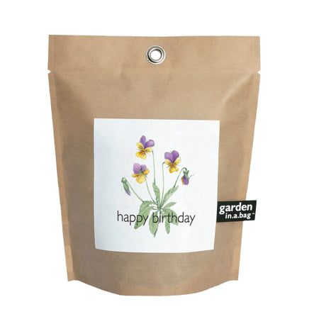 Potting Shed Creations - Happy Birthday Garden In A Bag
