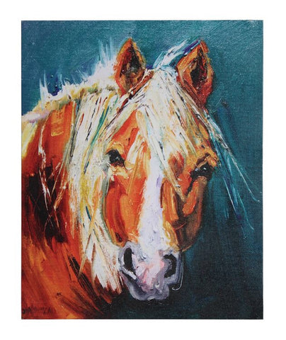 Horse Canvas - Living Roots Decor
