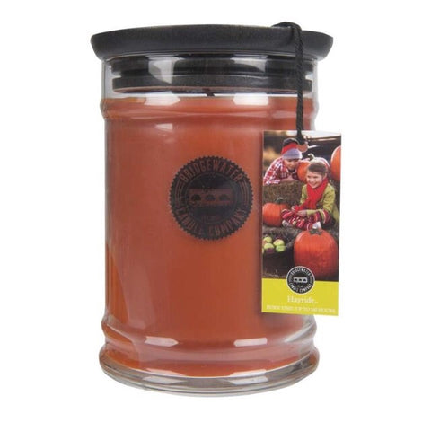 Bridgewater Hayride 8oz Jar Candle