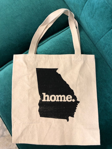 Home State Tote Bag - Living Roots Decor