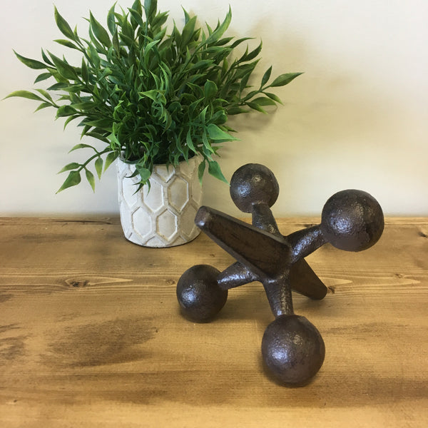 Cast Iron Jack - Living Roots Decor