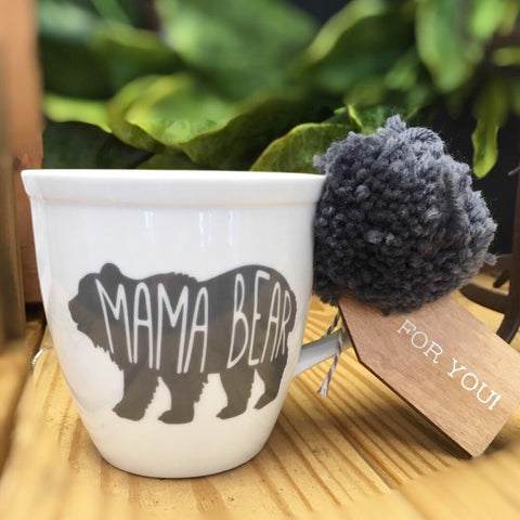 Mama Bear-Mug - Living Roots Decor