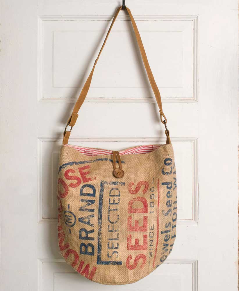 Mongoose Seed Tote Bag - Living Roots Decor