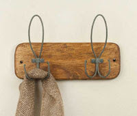 Forge and Forest Wall Hooks - Living Roots Decor