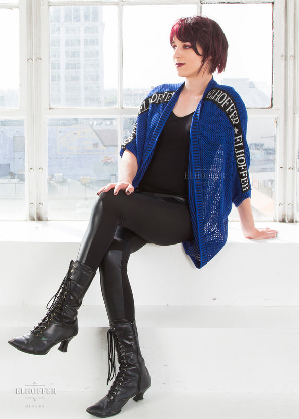 Essential Elhoffer Dolman - Royal Blue