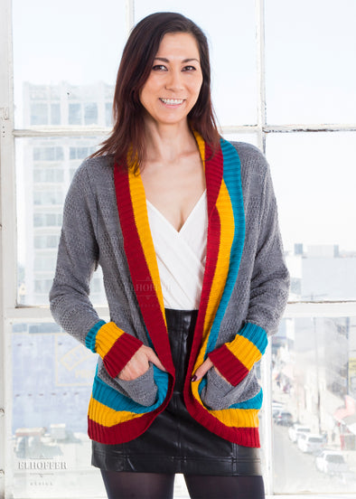 PREORDER - Interstellar Prodigy Shawl Shrug