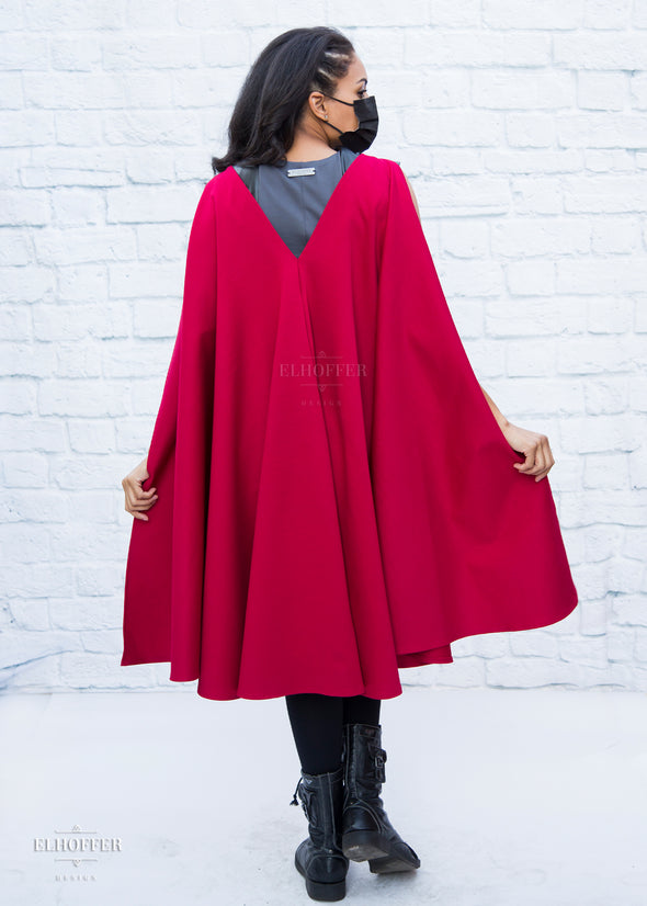 God of Thunder Tunic & Cape