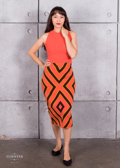 - SDCC Launch - Warrior Guard Pencil Skirt