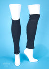 S - Grey - Less Stretch - Galactic General Leg Warmers