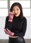 - Heart Fingerless Gloves