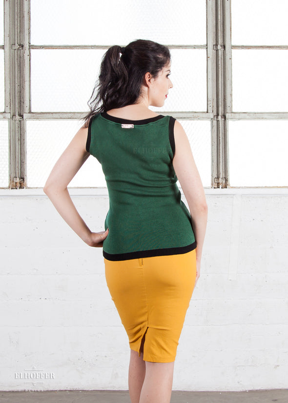 XS - Solid Green Back - Marvelous Mischief Shell