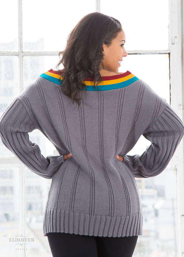 - Interstellar Prodigy Oversize Sweater