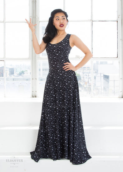 - Essential Starry Witch Maxi Dress