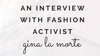 Chic Galleria Blog Interview with Gina La Morte