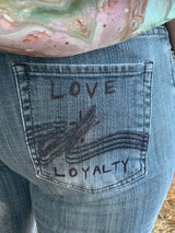 Love & Loyalty Denim