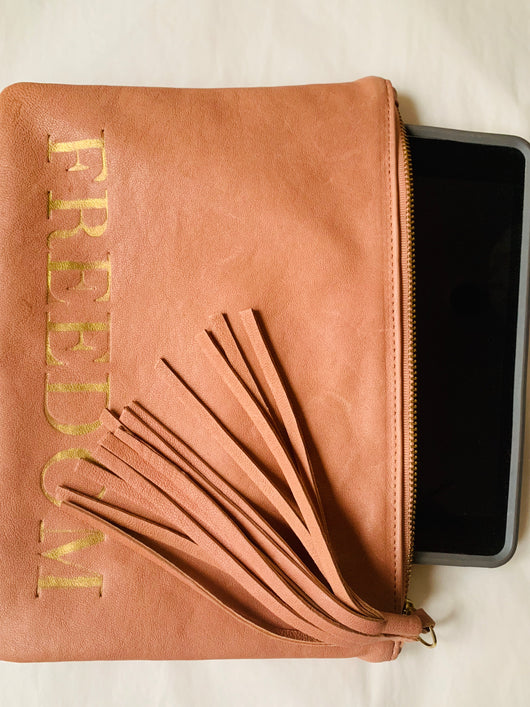 Boho Blush Freedom Pouch