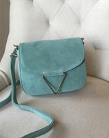 Mini Trinity in Oxide Suede-Sold out!