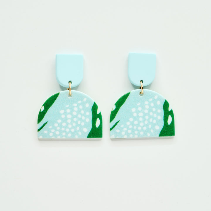candyshop byfossdal earrings shiny river