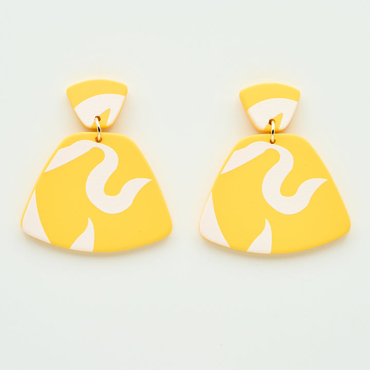 candyshop byfossdal earrings sunny waves