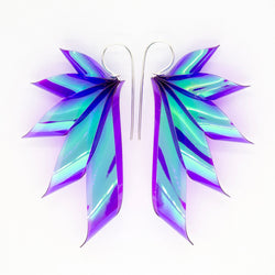 The Wings - Purple/green